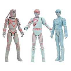 Tron Select série 1 assortiment figurines Diamond Select