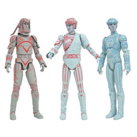 Tron Select série 1 assortiment figurines Diamond Select