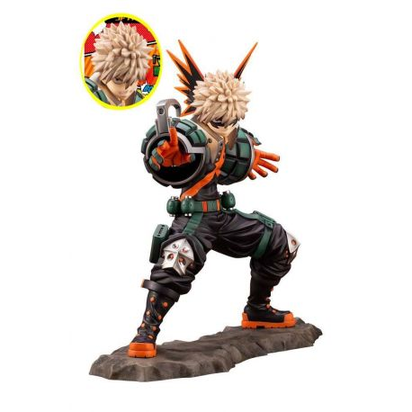 My Hero Academia figurine ARTFXJ 1/8 Katsuki Bakugo Exclusive Ver. Kotobukiya