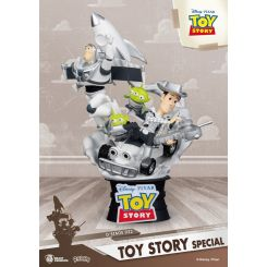 Toy Story diorama D-Stage Special Edition Beast Kingdom Toys