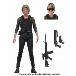 Terminator Dark Fate figurine Sarah Connor Neca