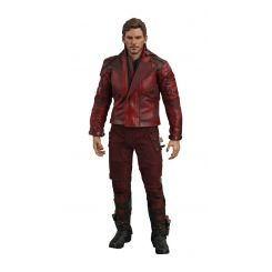 Avengers Infinity War figurine Movie Masterpiece 1/6 Star-Lord Hot Toys