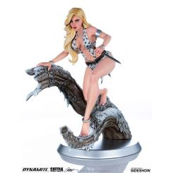 Women of Dynamite statuette 1/6 Sheena (Arctic Variant) Dynamite Entertainment