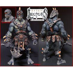 Mythic Legions: Wasteland figurine Argemedes Four Horsemen Toy Design
