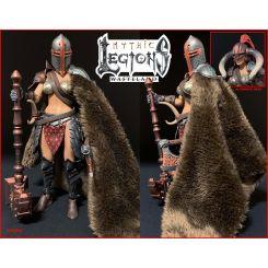 Mythic Legions: Wasteland figurine Cassia Four Horsemen Toy Design