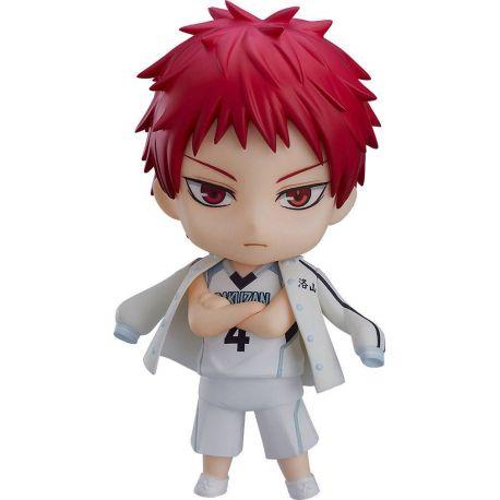 Kuroko's Basketball figurine Nendoroid Seijuro Akashi Orange Rouge