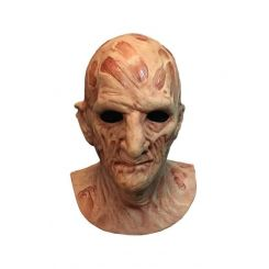 La Revanche de Freddy masque latex Deluxe Freddy Krueger Trick Or Treat Studios