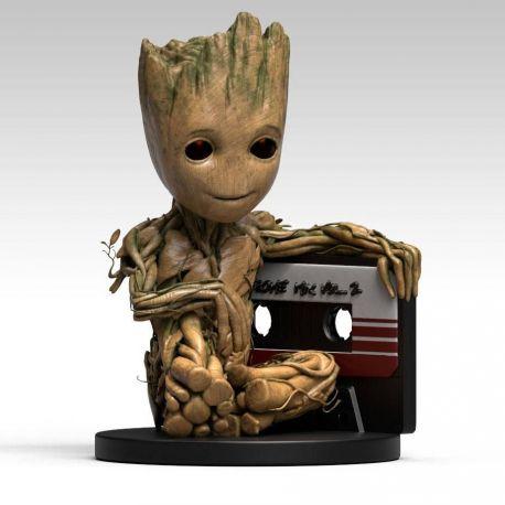 Les Gardiens de la Galaxie 2 buste / tirelire Baby Groot Semic