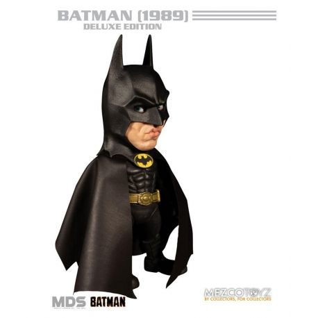 Batman figurine MDS Deluxe Batman (1989) Mezco Toys