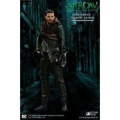 Arrow figurine Real Master Series 1/8 Green Arrow 2.0 Deluxe Vers. Mezco Toys