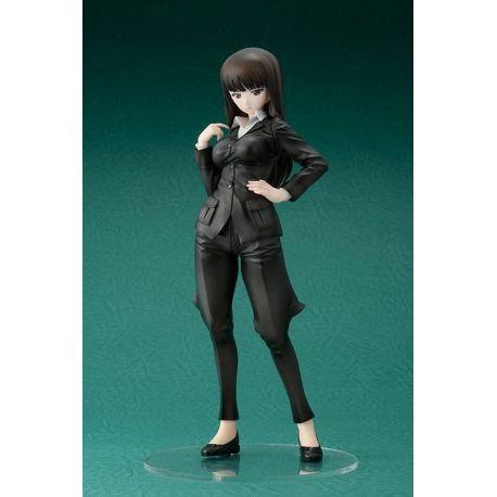 Girls und Panzer das Finale figurine 1/7 Shiho Nishizumi Amakuni