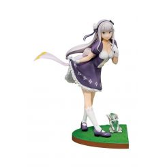 Re:ZERO -Starting Life in Another World- figurine Ichibansho Emilia Bandai