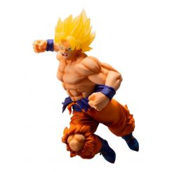 Dragonball figurine Ichibansho Super Saiyan Son Goku 93' Bandai
