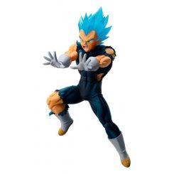 Dragonball figurine Ichibansho Super Saiyan God Super Saiyan Vegeta Bandai