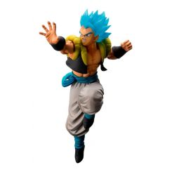 Dragonball figurine Ichibansho Super Saiyan God Super Saiyan Gogeta Bandai