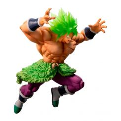 Dragonball figurine Ichibansho Super Saiyan Broly Full Power Bandai