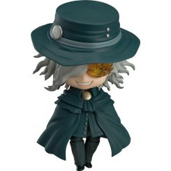Fate/Grand Order figurine Nendoroid Avenger/King of the Cavern Edmond Dantès Ascension Ver. Orange Rouge