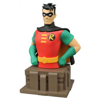 Batman The Animated Series buste Robin Diamond Select