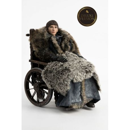 Game of Thrones figurine 1/6 Bran Stark Deluxe Version ThreeZero