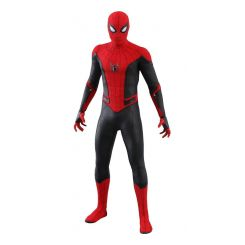 Spider-Man Far From Home figurine Movie Masterpiece 1/6 Spider-Man (Upgraded Suit) Hot Toys