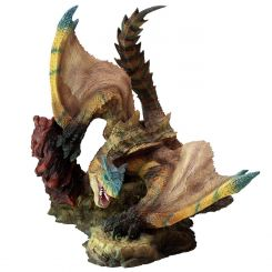 Monster Hunter statuette CFB Creators Model Tigrex Resell Version Capcom