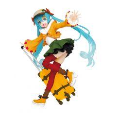 Vocaloid figurine Hatsune Miku Autumn Ver. Renewal Taito Prize