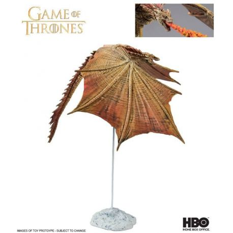 Game of Thrones figurine Viserion Ver. II McFarlane Toys