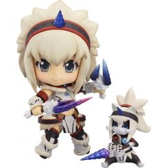 Monster Hunter 4 figurine Nendoroid Hunter Female Kirin Edition Good Smile Company