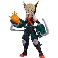 My Hero Academia figurine Figma Katsuki Bakugo Takara Tomy