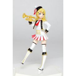 Character Vocal Series figurine Kagamine Rin Winter Live Version Taito Prize