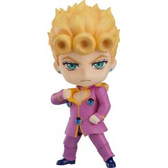 Jojo's Bizarre Adventure Golden Wind figurine Nendoroid Giorno Giovanna Medicos Entertainment