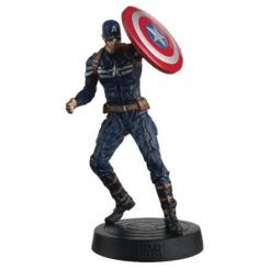 Marvel Movie Collection 1/16 Captain America Eaglemoss Publications Ltd.