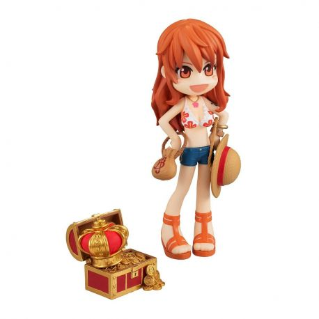 One Piece figurine P.O.P x Pinky:st Street Nami Megahouse