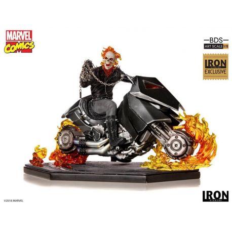 Marvel Comics statuette 1/10 Ghost Rider CCXP 2019 Exclusive Iron Studios