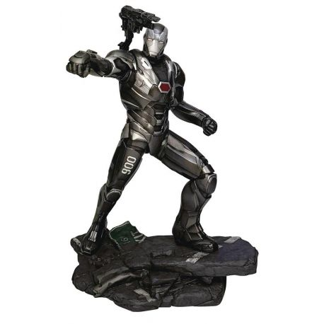 Avengers Endgame Marvel Gallery statuette War Machine Diamond Select