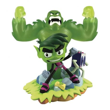 DC Gallery Teen Titans Go! statuette Beast Boy Diamond Select