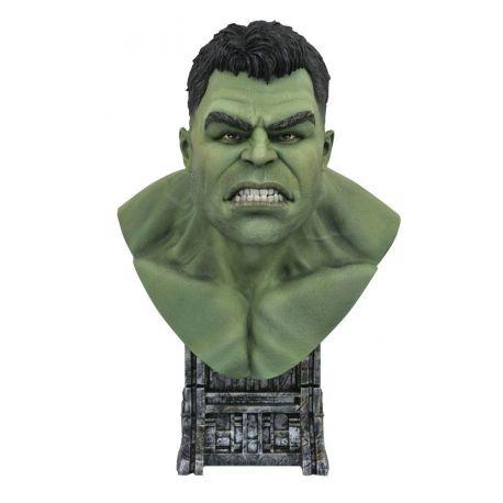 Thor Ragnarok Legends in 3D buste 1/2 Hulk Diamond Select