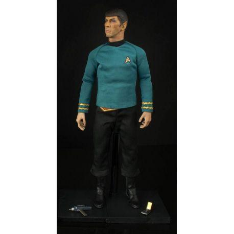 Star Trek TOS figurine 1/6 Spock Quantum Mechanix