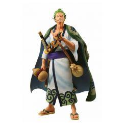 One Piece figurine Ichibansho Roronoa Zoro (Zorojyuro) Bandai