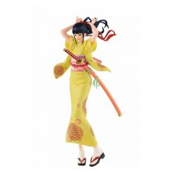 One Piece figurine Ichibansho Robin (Okiku) Bandai