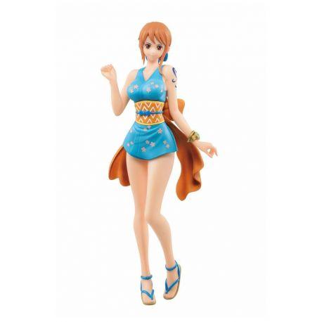 One Piece figurine Ichibansho Nami (Onami) Bandai