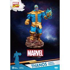 Marvel diorama D-Stage Thanos Comic Version Beast Kingdom Toys