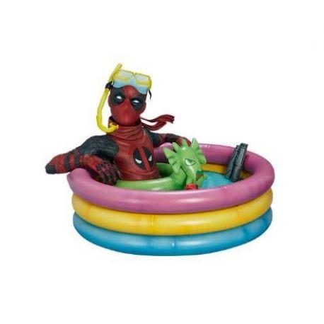 Marvel statuette Premium Format Kidpool Sideshow