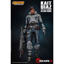 Gears of War 5 figurine 1/12 Kait Diaz Arctic Armor Storm Collectibles