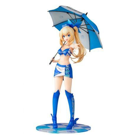 Mirai Akari Project figurine 1/7 Mirai Akari Race Queen Ver. Pulchra