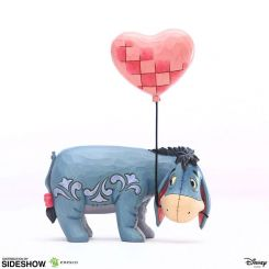 Disney statuette Eeyore with a Heart Balloon (Winnie l'ourson) Enesco