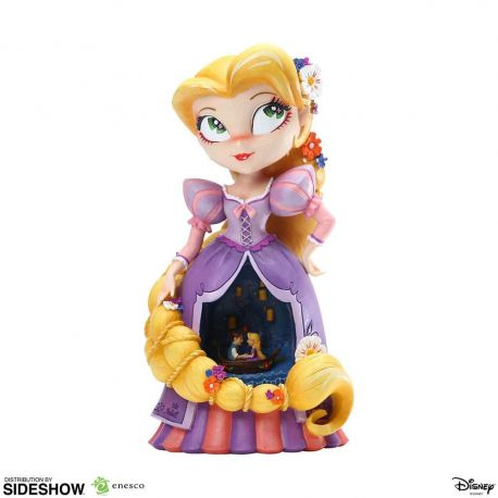 The World of Miss Mindy Presents Disney statuette Rapunzel (Raiponce) Enesco