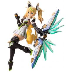 Phantasy Star Online 2 figurine Plastic Model Kit Gene Stellainnocent Version Kotobukiya