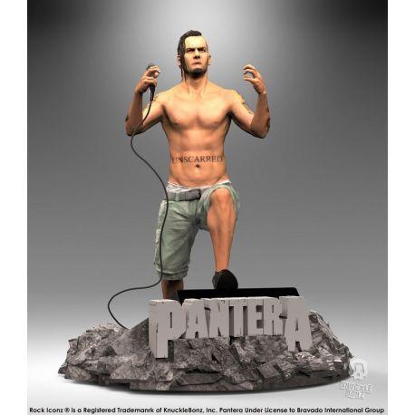 Pantera statuette Rock Iconz Philip Anselmo Knucklebonz