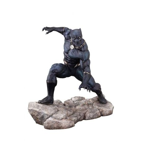 Marvel Universe ARTFX Premier statuette 1/10 Black Panther Kotobukiya